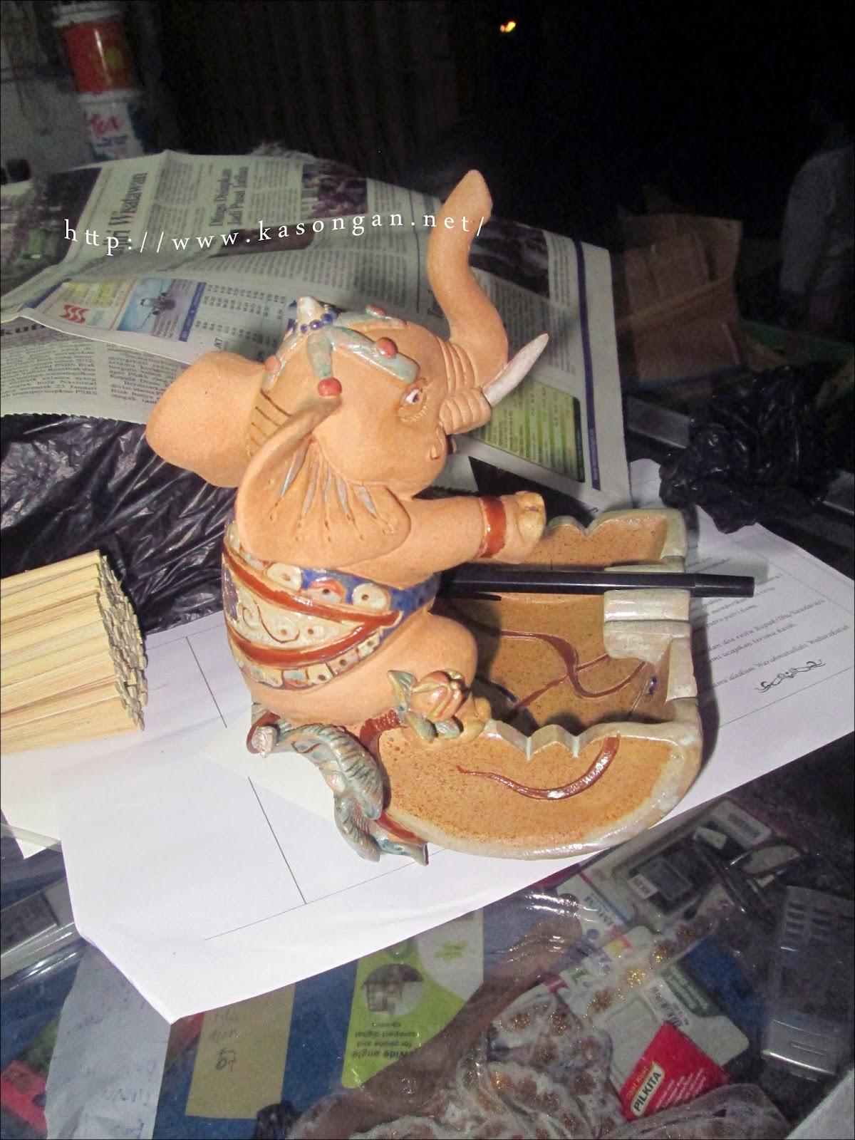 asbak ruang tamu gajah
