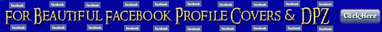 For Beautiful FaceBook profile Covers And DPZ