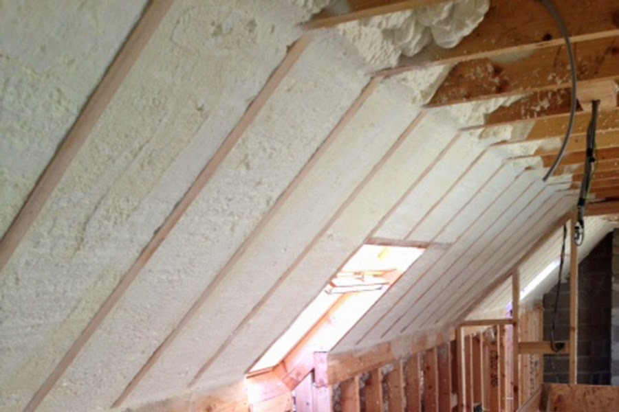 Best Type Of Wall Insulation : Spray foam insulation services in cork cavity wall