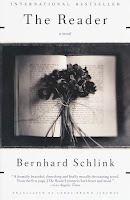 Cover of The Reader by Bernhard Schlink