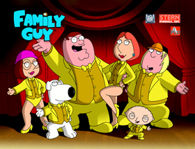 I like family guy