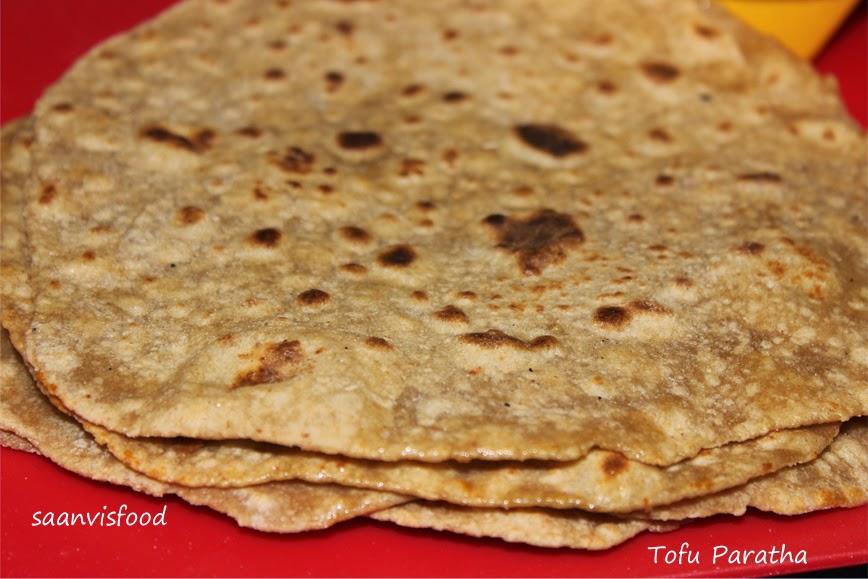 Tofu Paratha