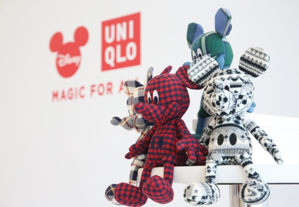 UNIQLO, Magic For All, Disney, Marvel, Star Wars, Pixar. If you are bored, try something new