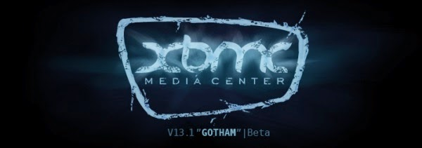 XBMC 13.1 GOTHAM Beta 2