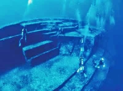 Penemuan Piramid Di Laut Segitiga Bermuda