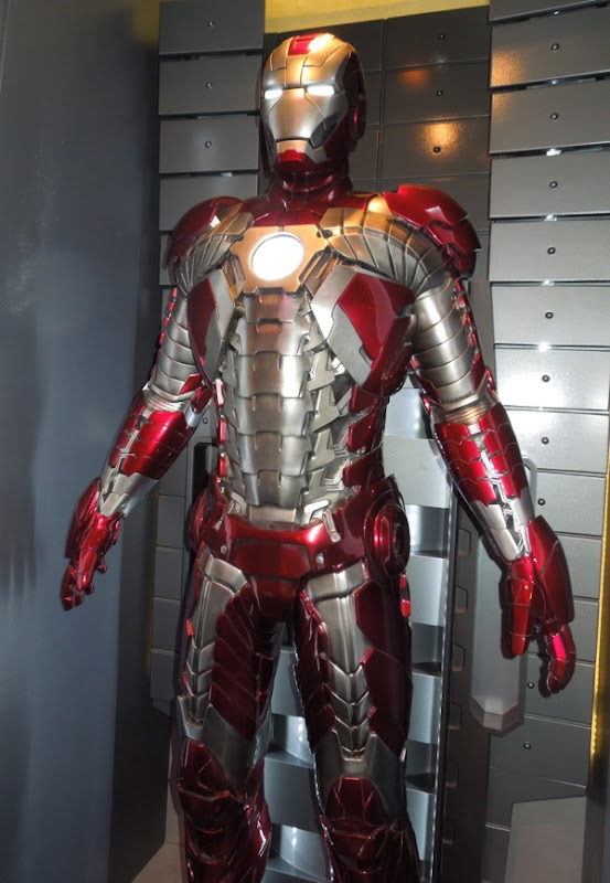Iron Man Mark V armor