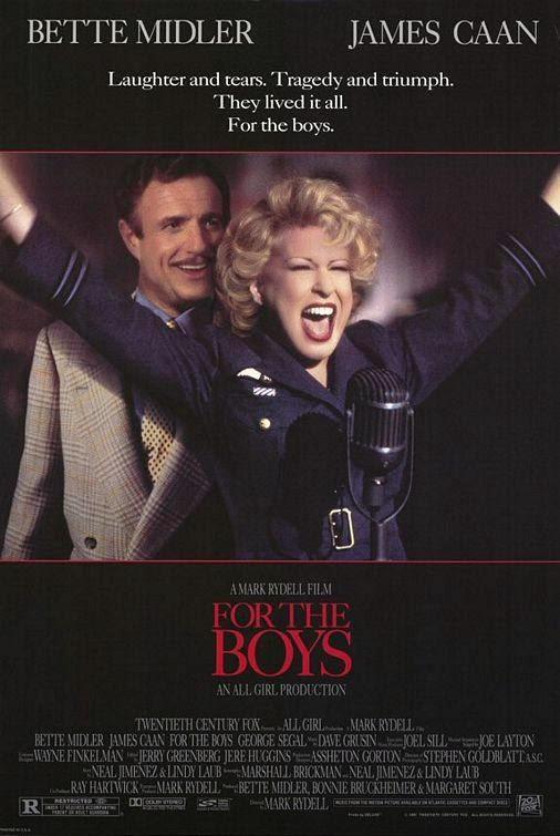 For the Boys [1991] [BBRip] [Subtitulada]