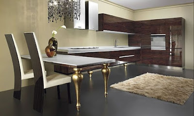 Desain interior dapur minimalis terbaru