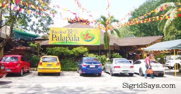 18th St. Palapala