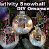 DIY Christmas Balls - Holy Innocents, Nativity, Epiphany - So many creative options!