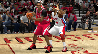 Dwight Howard (Houston) & Josh Smith (Detroit)