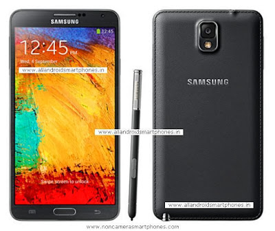Samsung Galaxy Note 3 N9005 Android Black Front Back Stylus Images & Photos Review