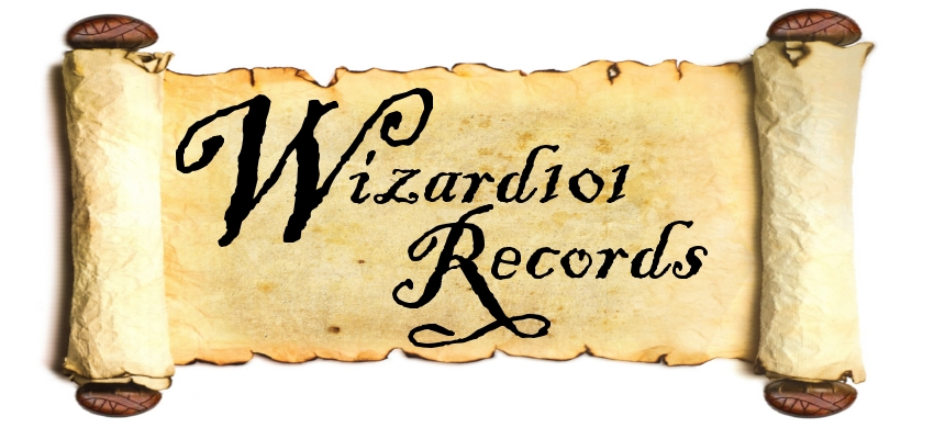 Wizard101 Records