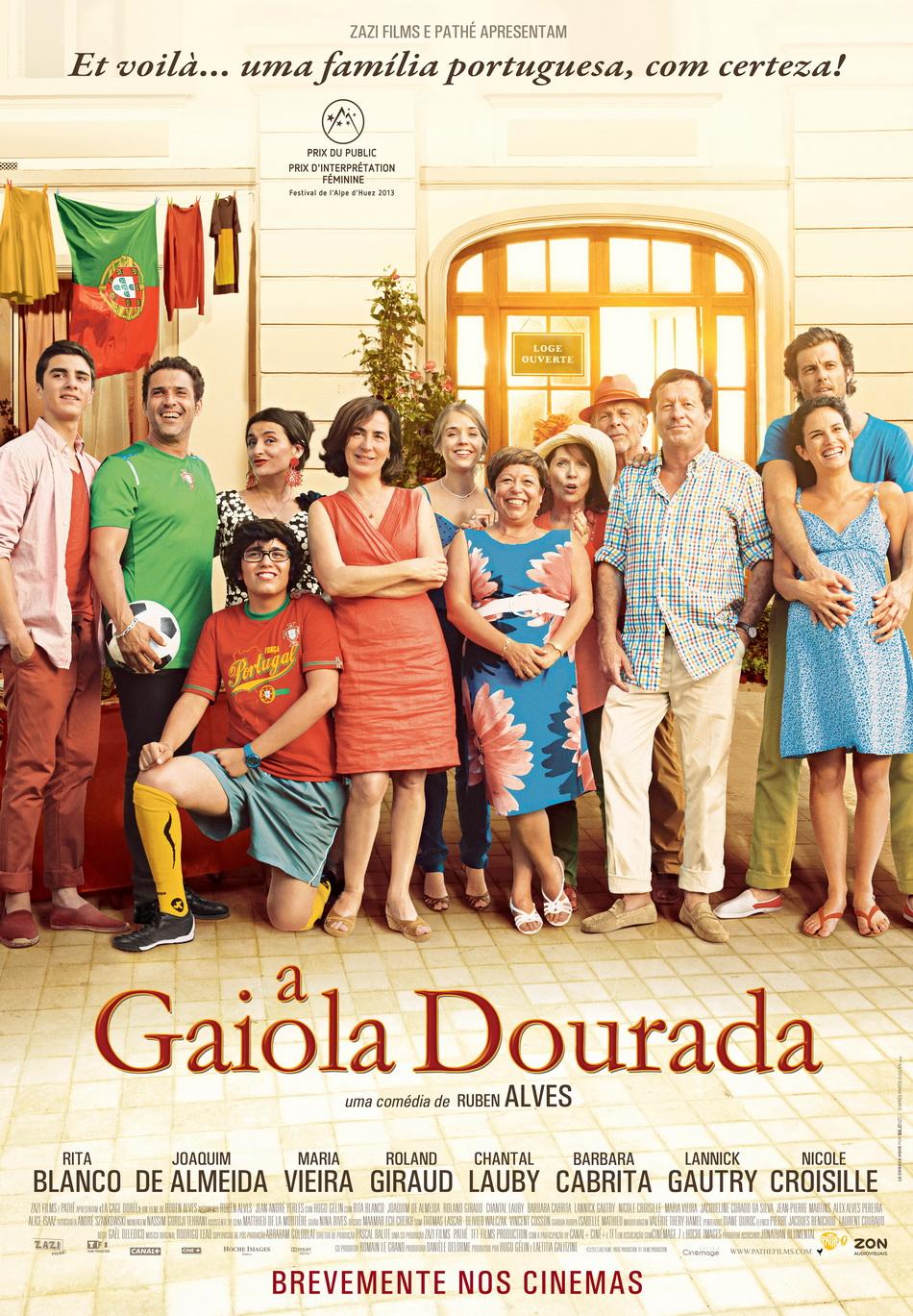 A Gaiola Dourada – Dublado (2013)