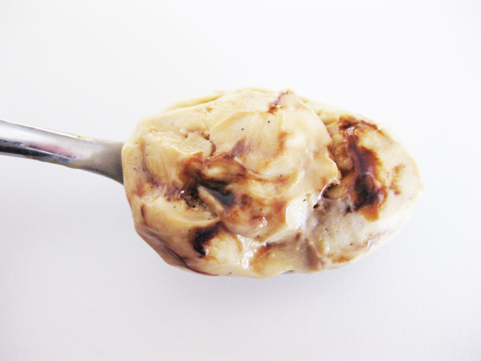 Brown Sugar-Balsamic Swirl Ice Cream Recipe — Dishmaps
