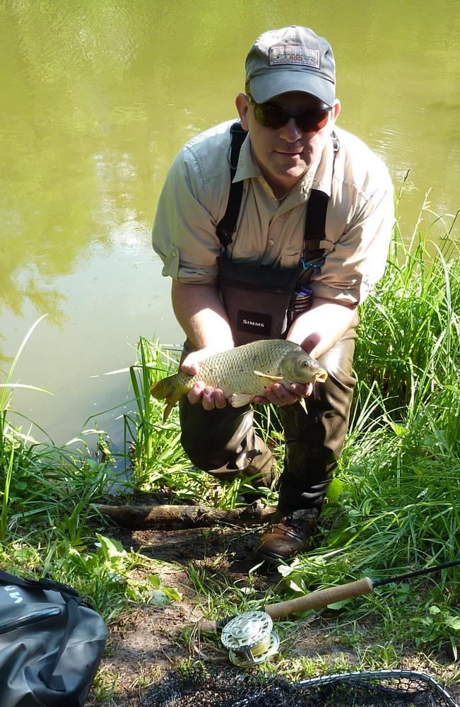 Рыбалка усилитель клева карпа