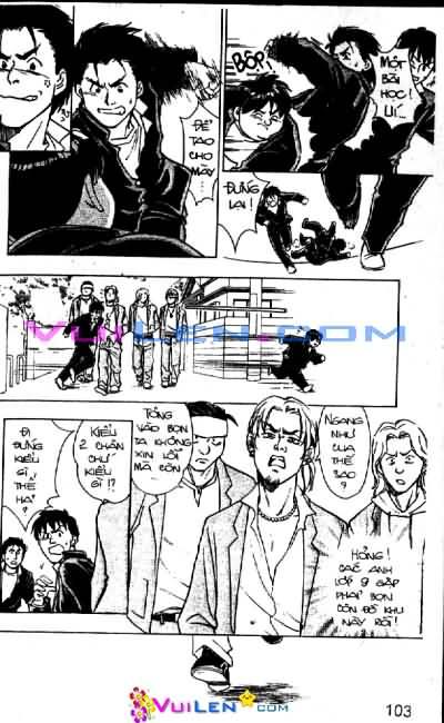 Jindodinho - Đường Dẫn Đến Khung Thành III Tập 68 page 105 Congtruyen24h
