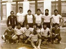 BALONMANO  UA.CEUTI..1978/79