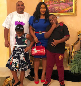 MAY GOD CONTINUE TO BLESS THIS ILLUSTRIOUS NIGERIAN, CHINEDU IKE NWANKWO, AND HIS FAMILY MEMBERS