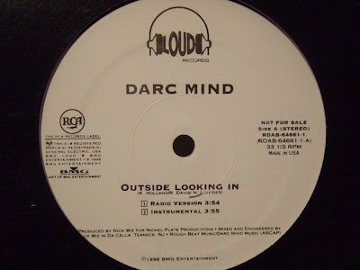 Darc Mind – Outside Looking In (VLS) (1996) (VBR)
