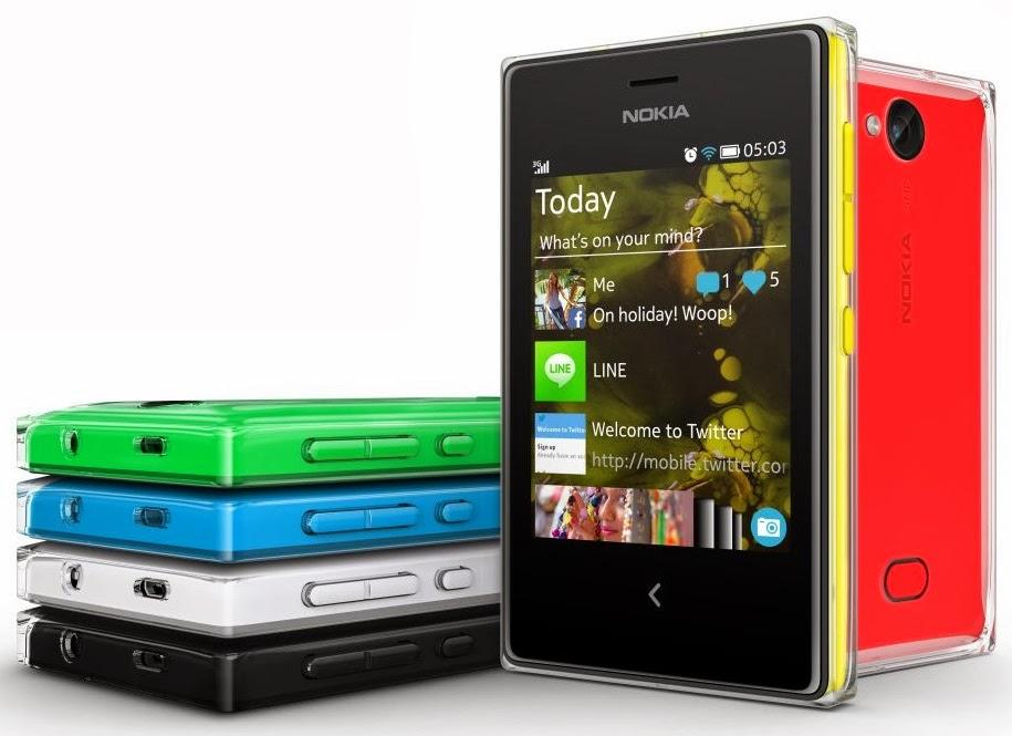 Nokia Asha 503 (Single SIM)