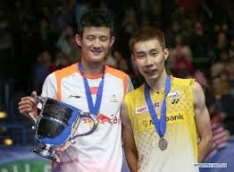 Siaran Langsung Chong Wei Vs Chen Long Badminton India Open 2014