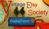 Vintage Etsy Street Team