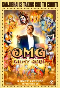 OMG Oh My God! Dvdrip (2012) Hindi Movie Watch Online Wallpapers