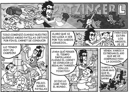 Tebeos Malavida: el blog de la Editorial Cornoque: septiembre 2013