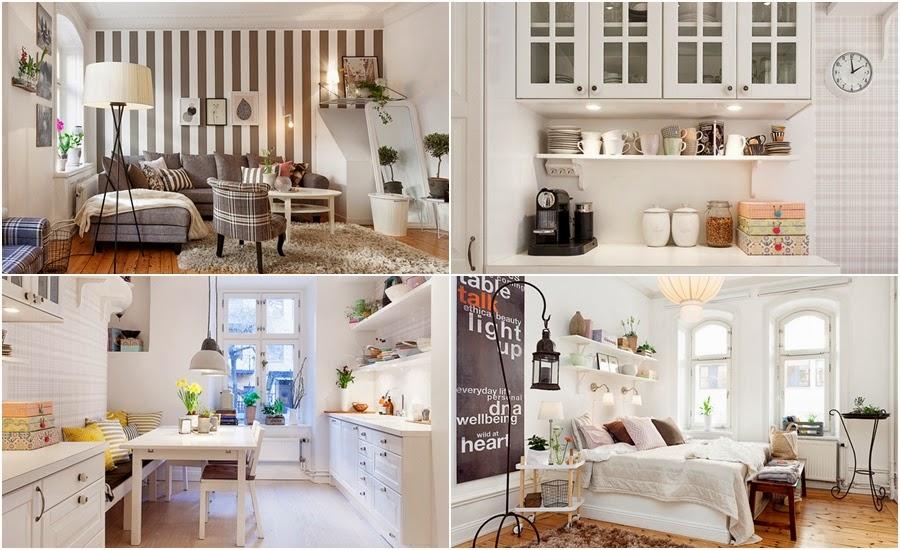 białe wnętrze, styl skandynawski