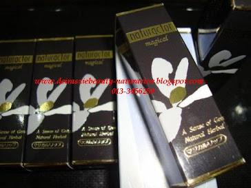 Meiko Cosmetic - Naturactor Magical Lipstick