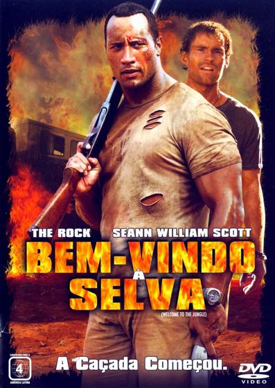 Filme Bem Vindo à Selva Dublado AVI DVDRip