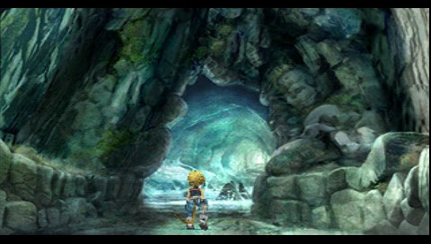 Final Fantasy IX, Ice Cavern
