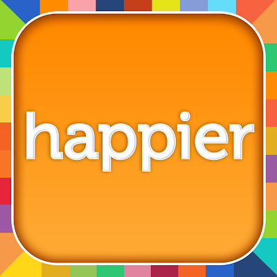 Daily gratitude app for being happier