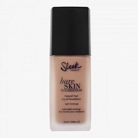 fondotinta bare skin foundation sleek