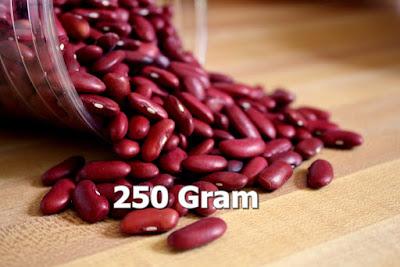 masakan sehat sop ayam kacang merah