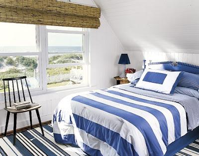 habitación estilo marinero