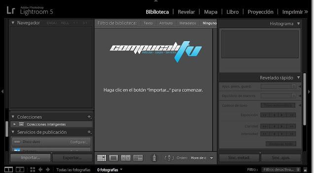 Adobe Photoshop Lightroom Versión 5.4 Español