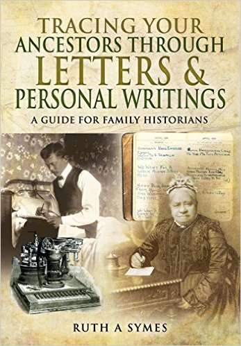 New Book: Tracing Ancestors Through Letters and Personal Writings