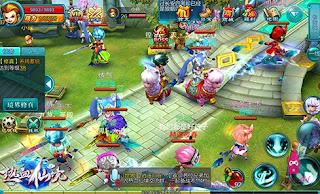 Tải Game Nhiệt Huyết Tiên Cảnh
