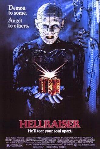 The Girl Who Loves Horror: Franchise Review: Hellraiser (1987)