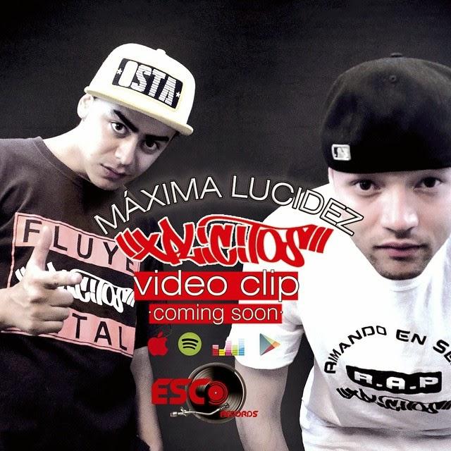 XPlicitos Maxima Lucidez produced by itsKOTIC Esco Records video Flyer image