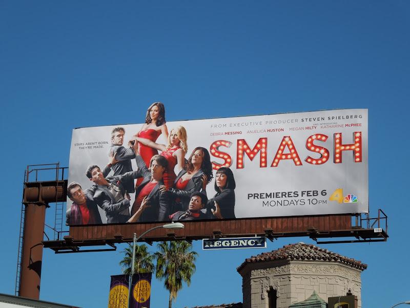 Smash TV billboard