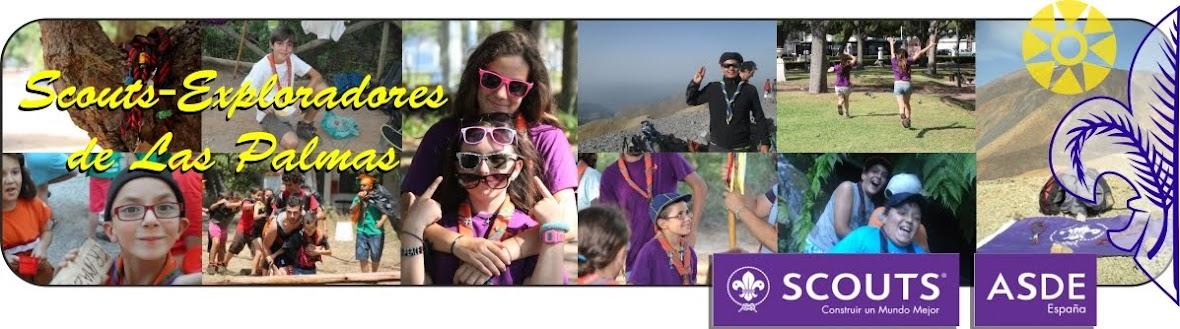 Scouts-Exploradores de Las Palmas