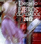 Desafio libros olvidados 2012