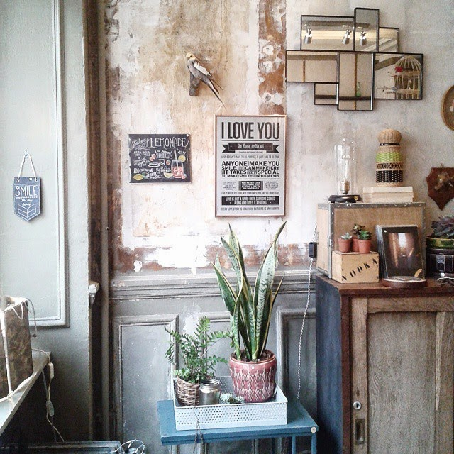 Crédit Photo Atelier rue verte / Boutique Les Fleurs /