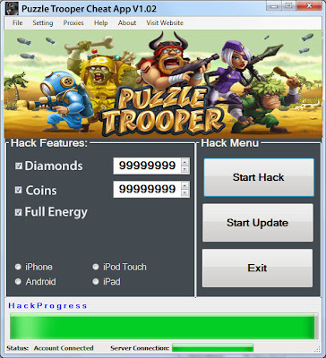 Download Free Puzzle Trooper Hack
