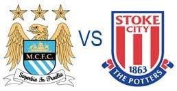 Prediksi Skor Manchester City vs Stoke City 01 Januari 2013