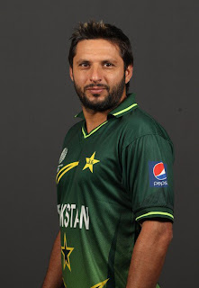 Shahid Afridi Interview