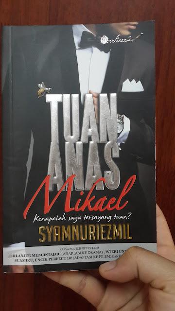 Review Novel: Tuan Anas Mikael